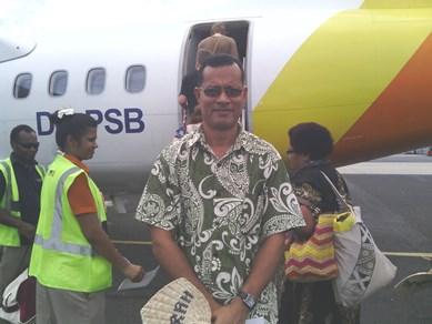 Pastor Conan To Vanua Levu Ministry
