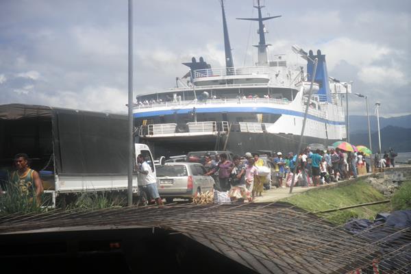 Savusavu Port