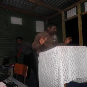 Vijay Preaching
