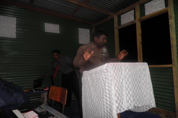Pastor Vijay Preaching