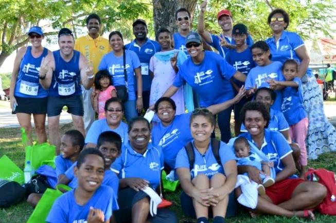 Life Runners at Denarau